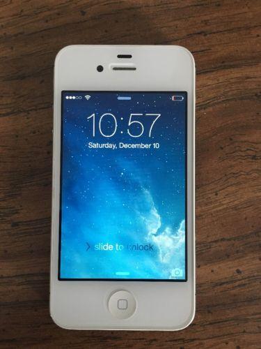 Apple iPhone 4s - 16GB - White (Verizon) Smartphone  https://t.co/6ZpItiTVxE https://t.co/meoS2cQtdH