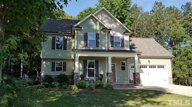 MLS# 2073187 - Property located at 25 Fern Court, Louisburg, NC