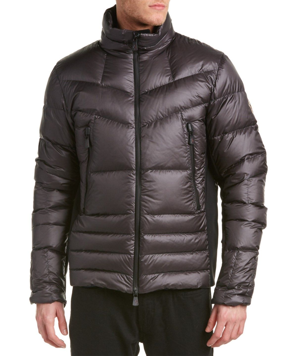 58793311c MONCLER MONCLER CANMORE QUILTED DOWN JACKET .  moncler  cloth  coats ...