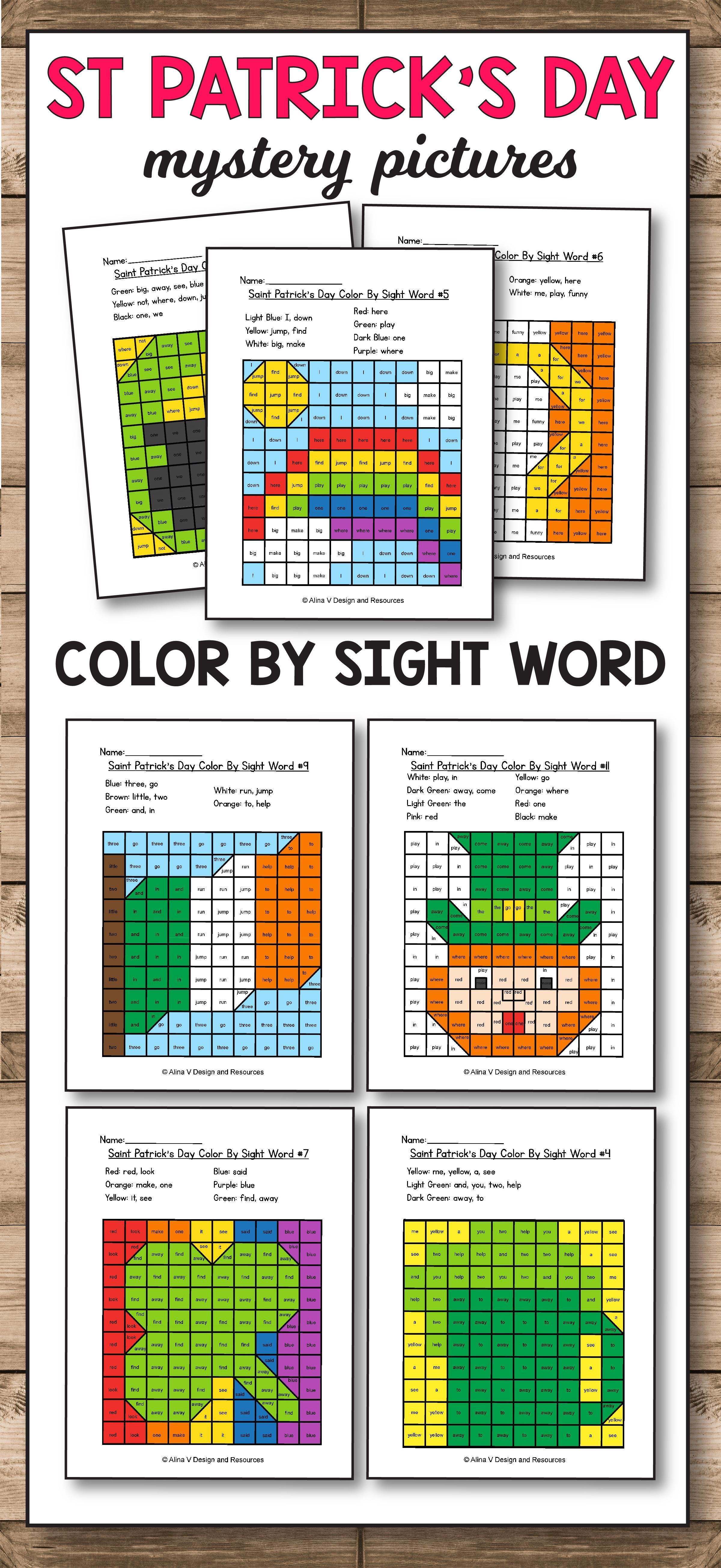 St Patrick S Day Activities For Preschool