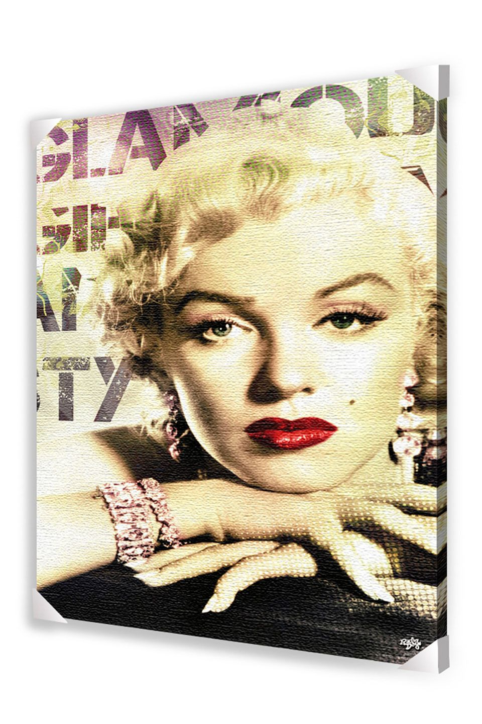 Unique Marilyn Monroe Black And White Wall Art Inspiration - The ...