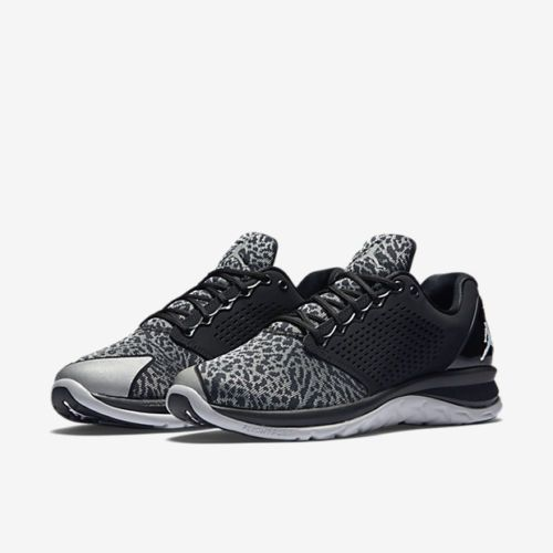 Nike Jordan Trainer ST Mens Shoes 10 Black Wolf Grey