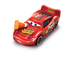 Disney Pixar Cars Lightning Mcqueen With Cone 2013 Package Diecast 1 55 Tv Movie Character Toys Prelucrarimecanice Com Ro