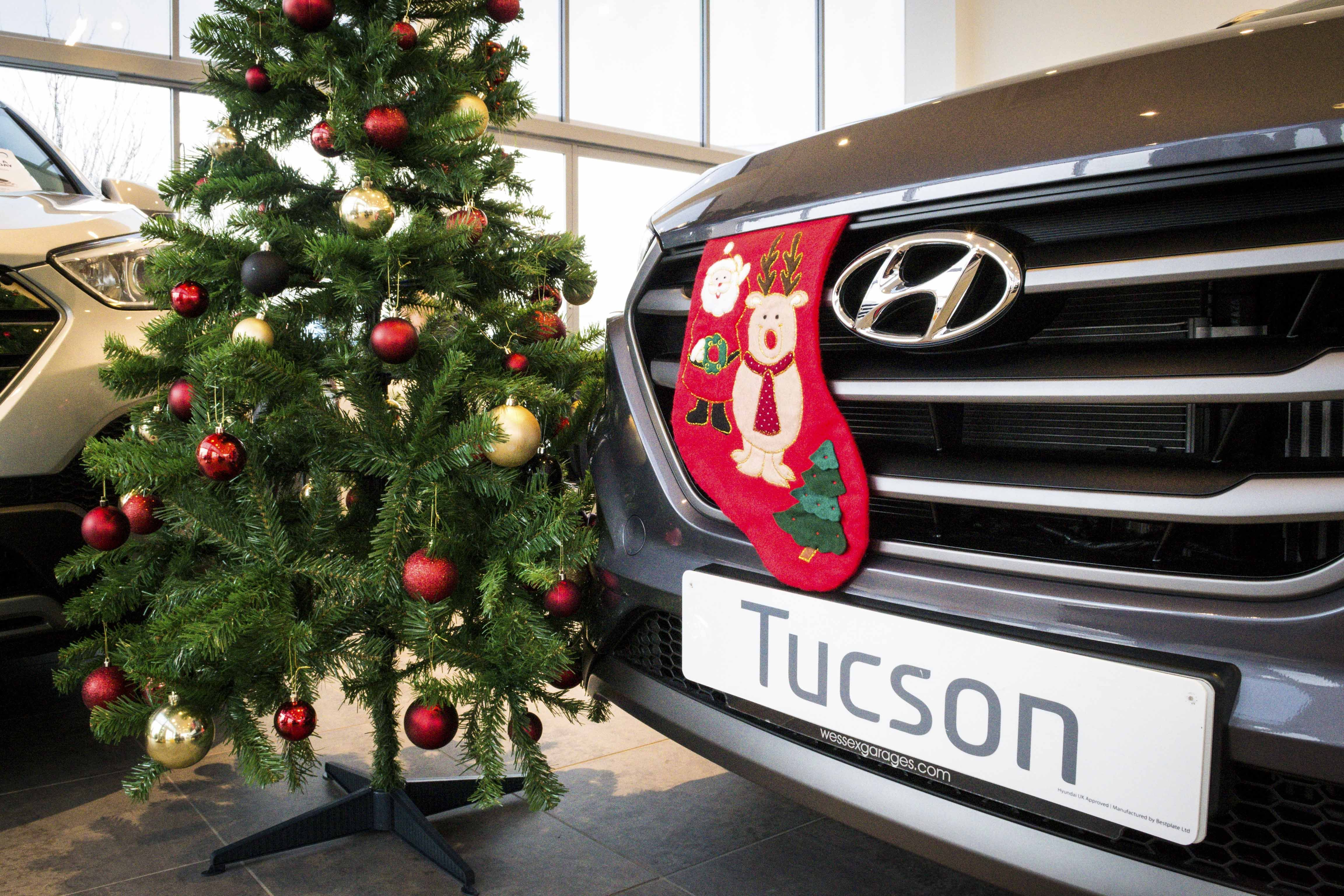 From all the Hyundai staff here in Newport we wish all our customers