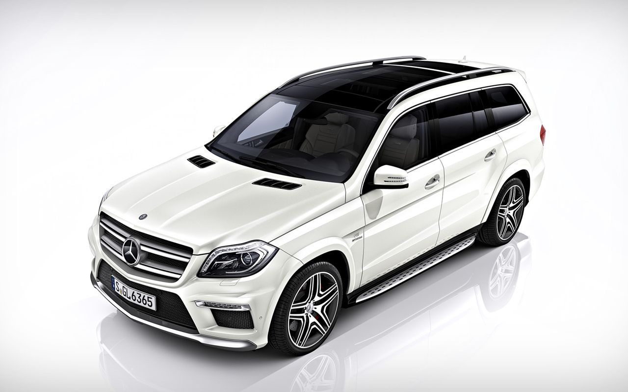 Video GL 63 AMG The Modern Day Trojan Horse  Car buying guide