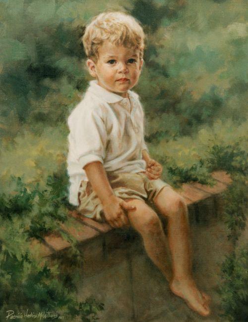 Boy Child Artist