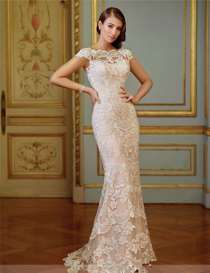 Vestido De Noiva China Bridal Gowns Vintage Lace Detachable Skirt Wedding  Dress Turkey Sexy Mermaid Civil b88553810707