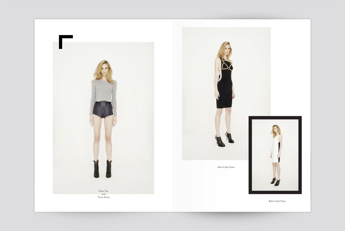 Friend of Mine - Lookbook, Design - The Drop | DISEÑO ...
