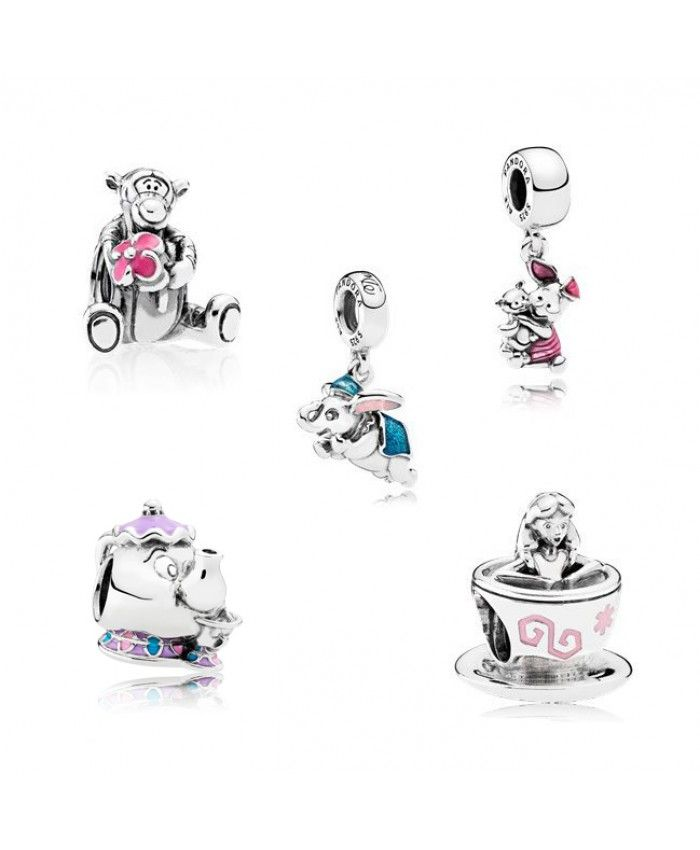 Disney Charms Set Collection Pandora Disney Gift Set
