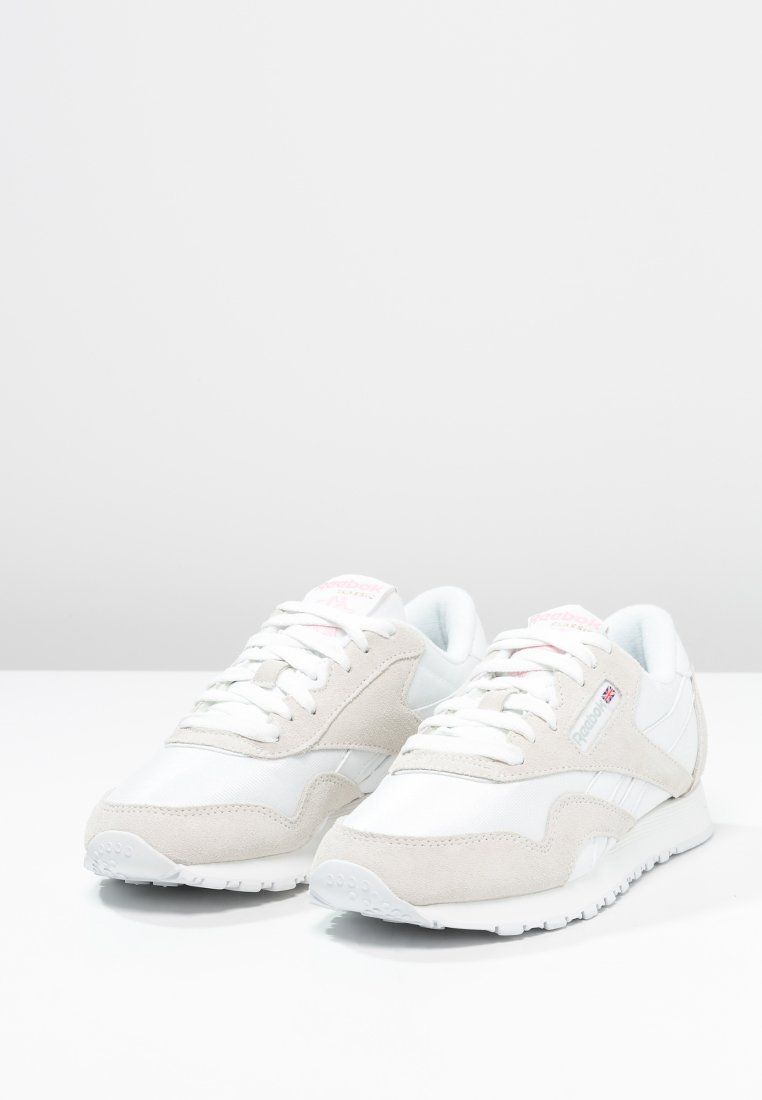reebok classic sneaker - white/light grey