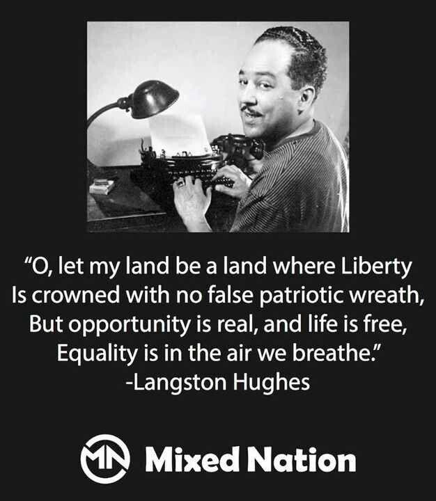 Langston Hughes Words of encouragement, Words, Advice quotes