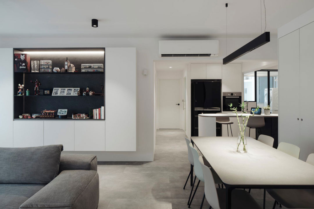 6 Luxe Minimalist Homes in Singapore that We Wish Were ...