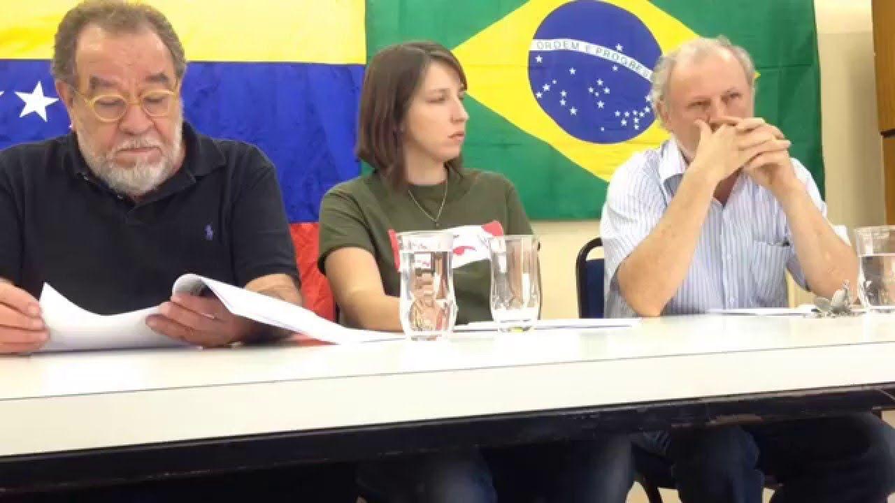Fernando Morais e Stédile comentam caráter plebiscitário das eleições na...