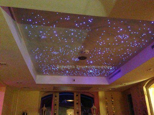 Badezimmer Sternenhimmel ~ Sternenhimmel mit blinkenden led beleuchtung pinterest night