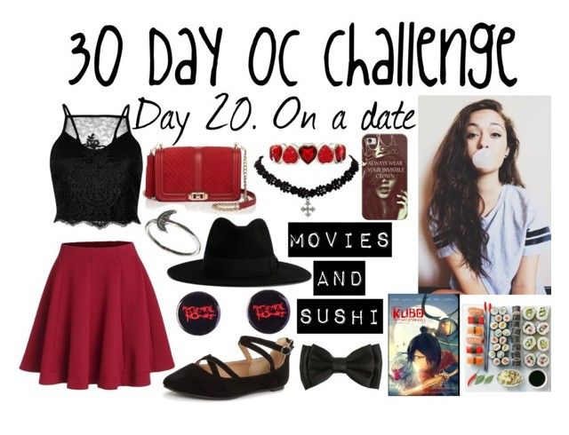 """""""👑30 Day👑Day 20👑"""" by pockynoodles ❤ liked on Polyvore featuring River Island, Rebecca Minkoff, Liz Claiborne, ASOS, Yves Saint Laurent, Casetify and Head Over Heels"""