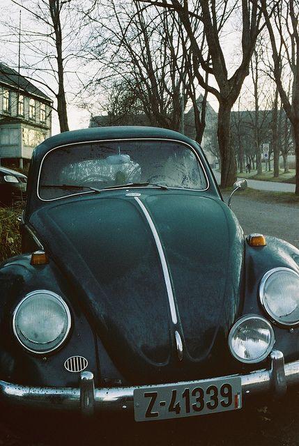 VW Beetle / photo by jone