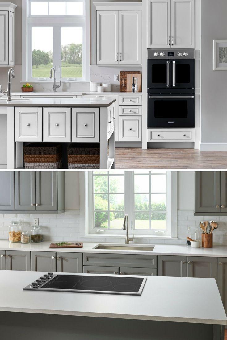 Erfreut Küchen Designs Mit Doppelwand öfen Bilder - Ideen Für Die ...