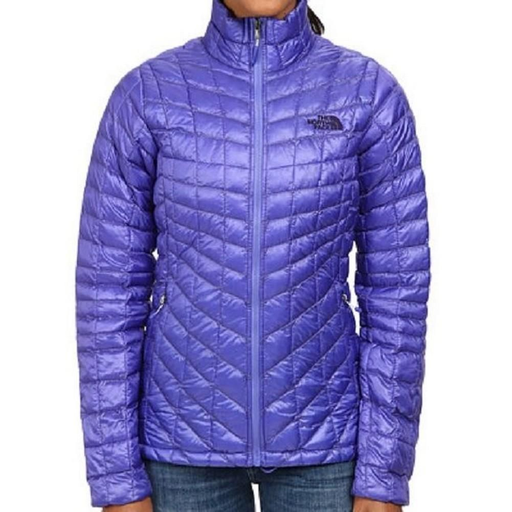 e7707def45d2 The North Face ThermoBall Full Zip Jacket Women`s - Starry Purple ...