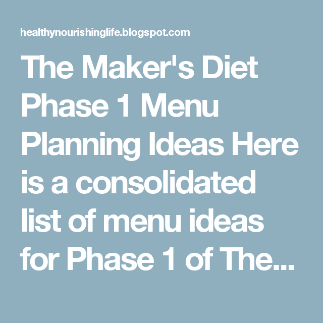 Diet the ebook makers