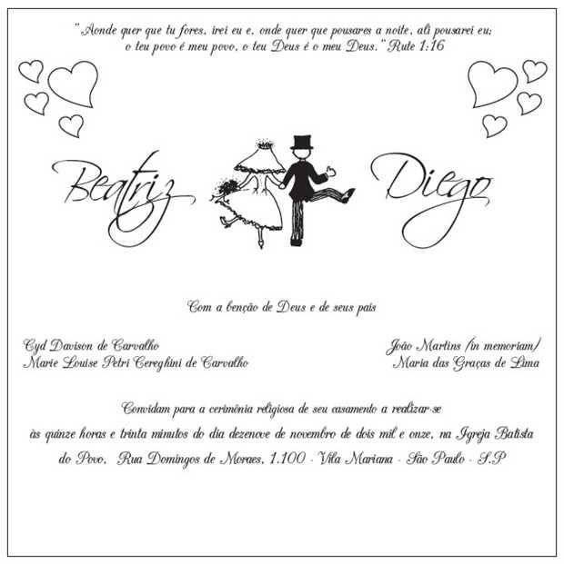 Mensagens De Convite De Casamento Pesquisa Google Casamento