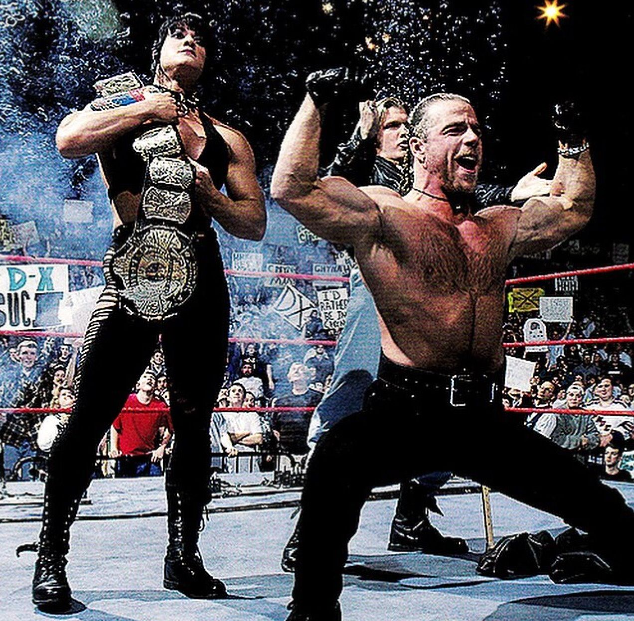 D Generation X Wrestling Wwe Wwe Legends Wwe Tag Teams