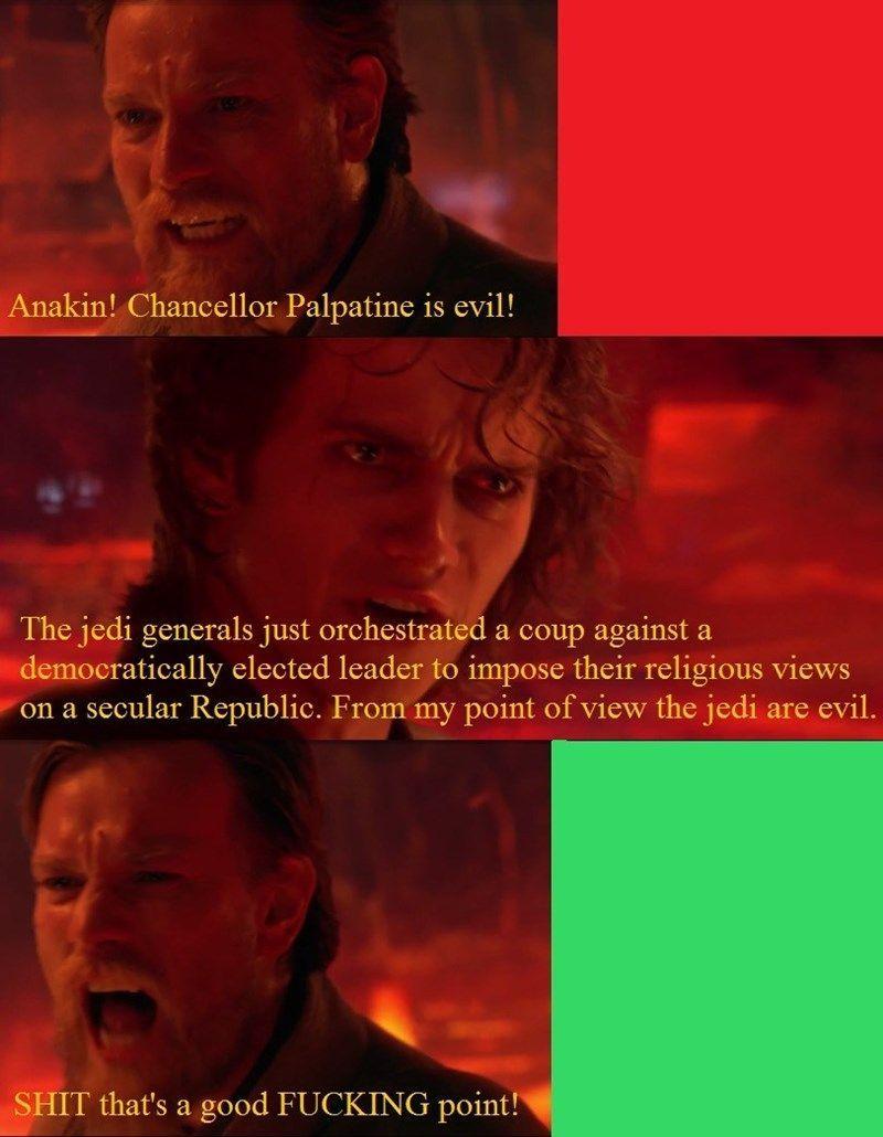 12b8da257d165d109092fe7653463667 40 star wars prequel memes star wars pinterest memes, star