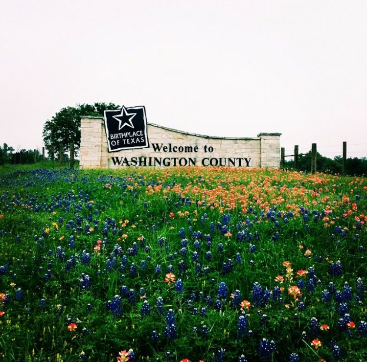Birthplace of Texas Washington County (With images ...