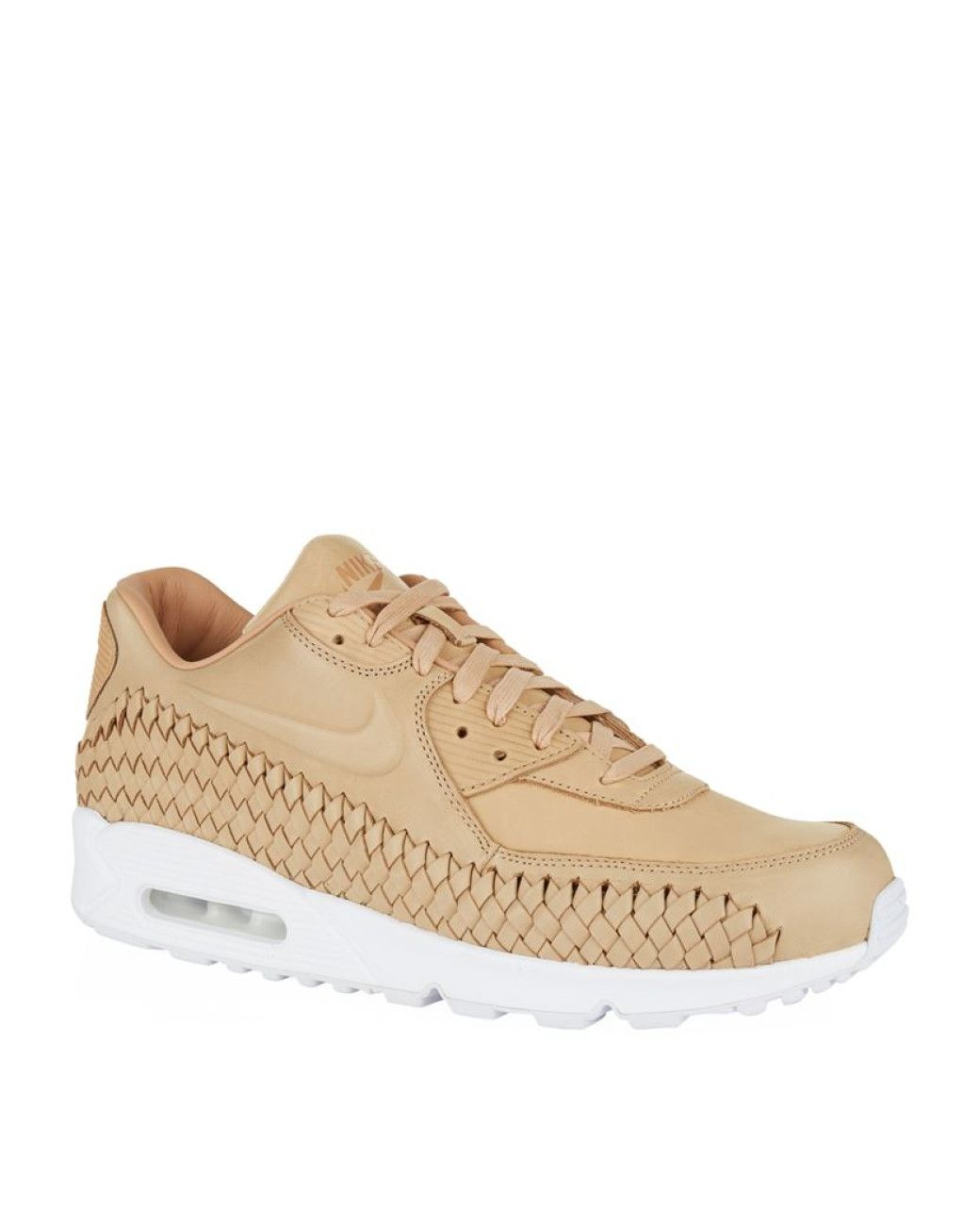 d2179793a7 Nike | Beige Woven Air Max 90 for Men | Lyst | S.N.E.A.K.S ...