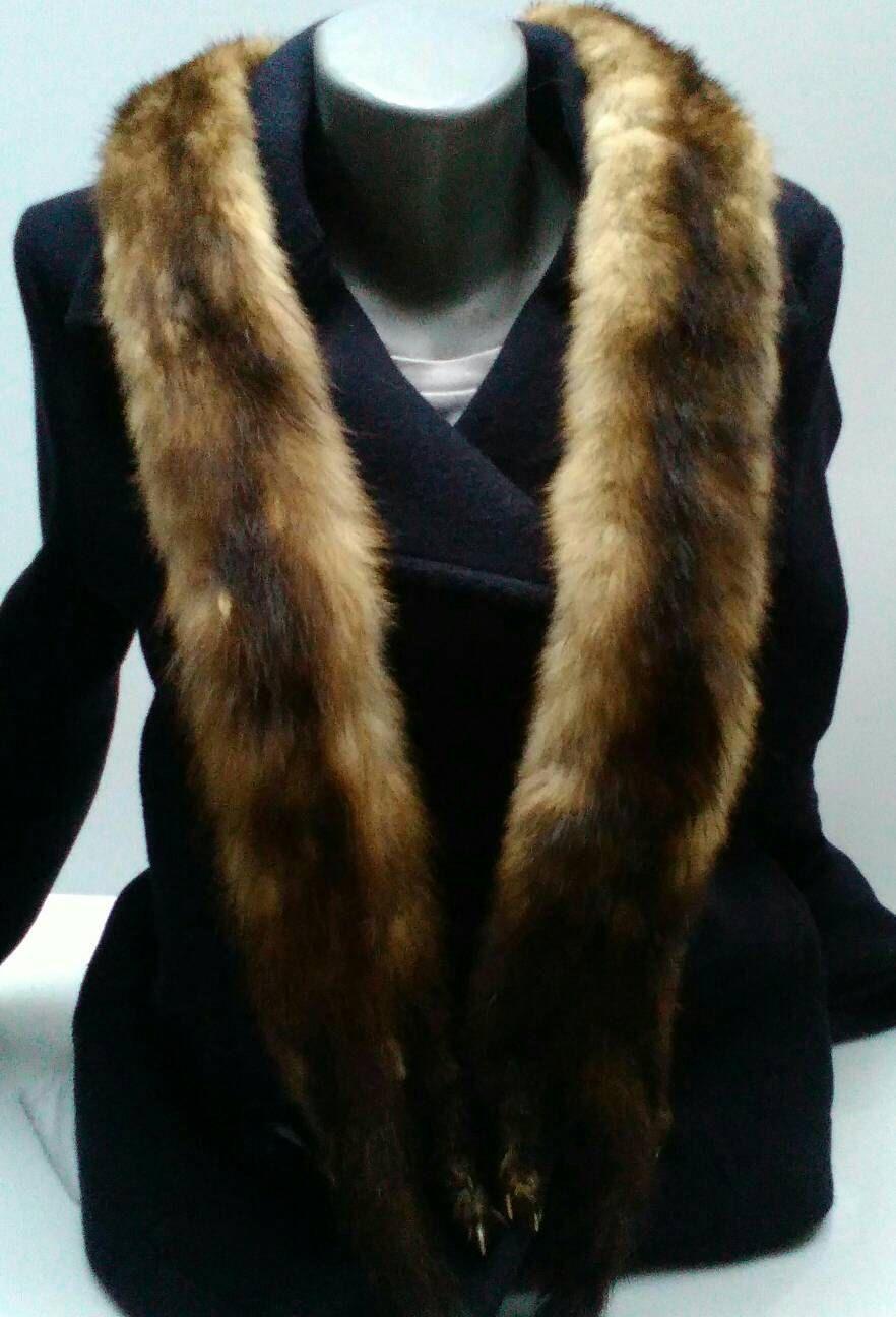 Vintage mink , mink fur, fur collar, wrap fur, mink fur 2 pelts, fur boa, taxidermy,  full body, mink scarf, cape, wrap, winter warm fur