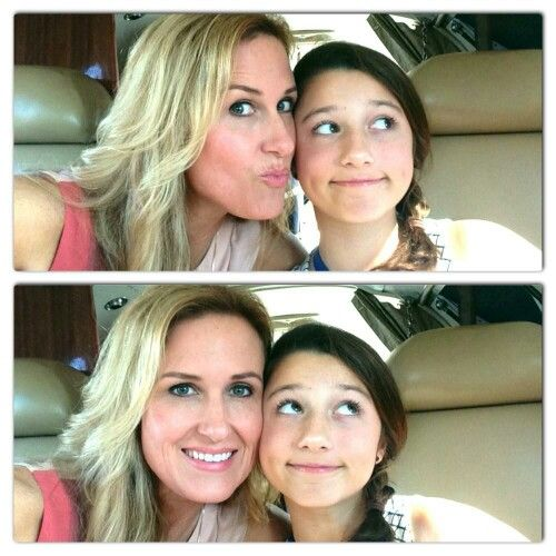 Willie's wife, Korie, with their daughter, Bella. | Bella ...