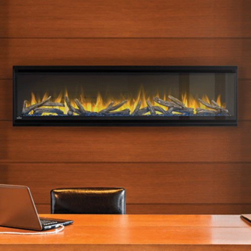 Napoleon Alluravision Deep Electric Fireplace With Images