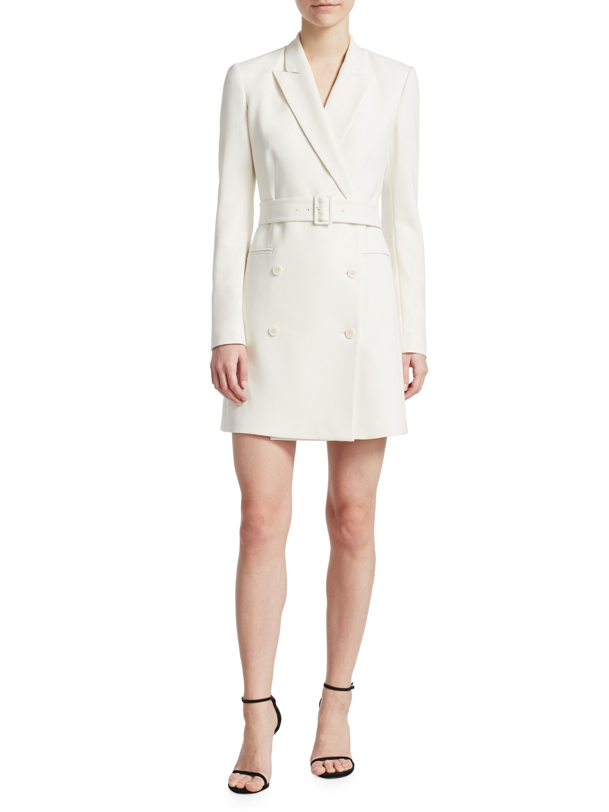 42375973ad6d5 Admiral Crepe Blazer Dress by Theory | Products | Blazer dress ...