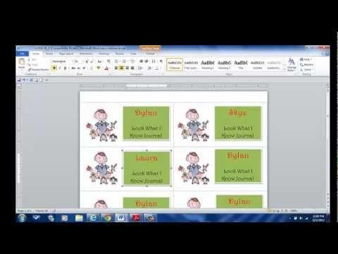Advanced Tutorials Microsoft Word Lesson 2 Computer And