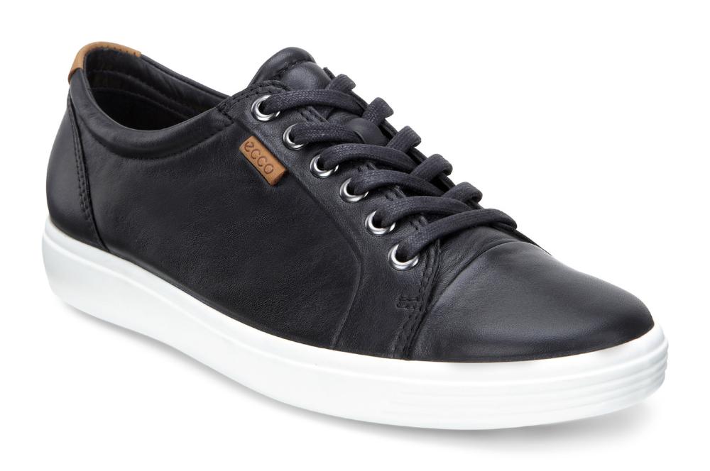 Ecco Women S Soft 7 Sneaker Women S Casual Shoes Ecco Shoes Casual Sneakers Women Casual Shoes Women Leather Sneakers Women