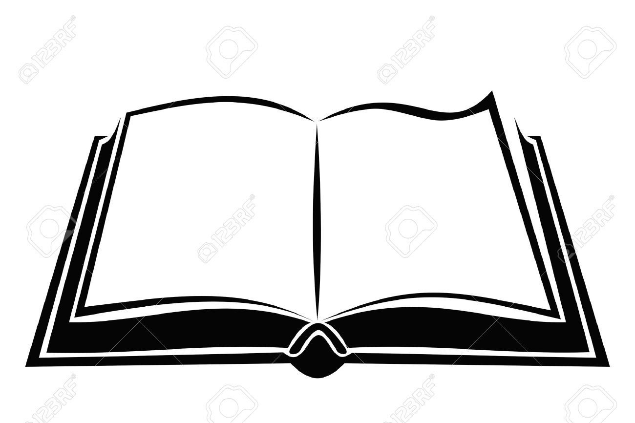 Open Book Stock Illustrations Cliparts And Royalty Free Open Book Vectors Livro Aberto Imagem De Livro Aberto Imagem De Livros
