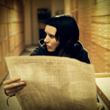 Check Out More New Pictures From The Girl With the Dragon Tattoo