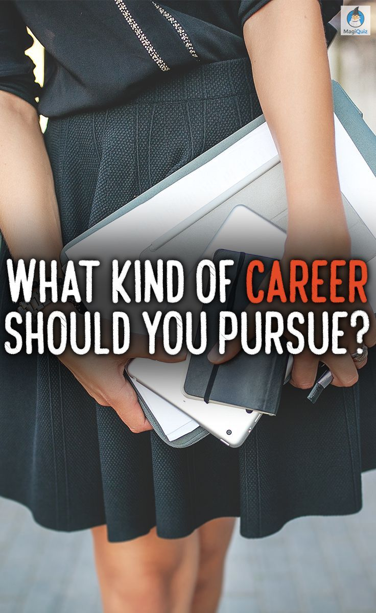 how to choose your dream job quiz