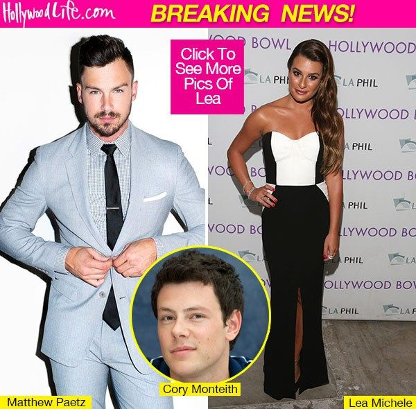 Lea michele dating life