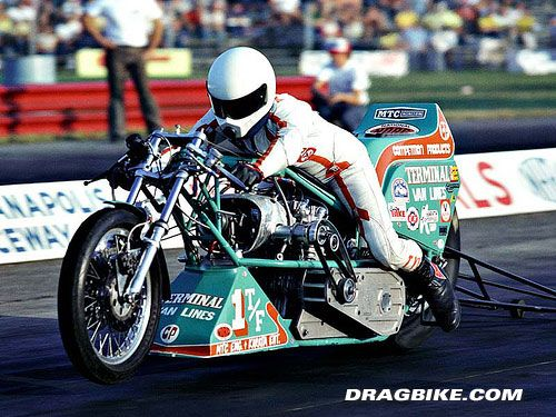 Bo O Brochta Oct 19 Motorcycle Drag Racing Drag Bike Racing Bikes