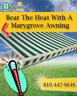 Get Your Marygrove Awning Today