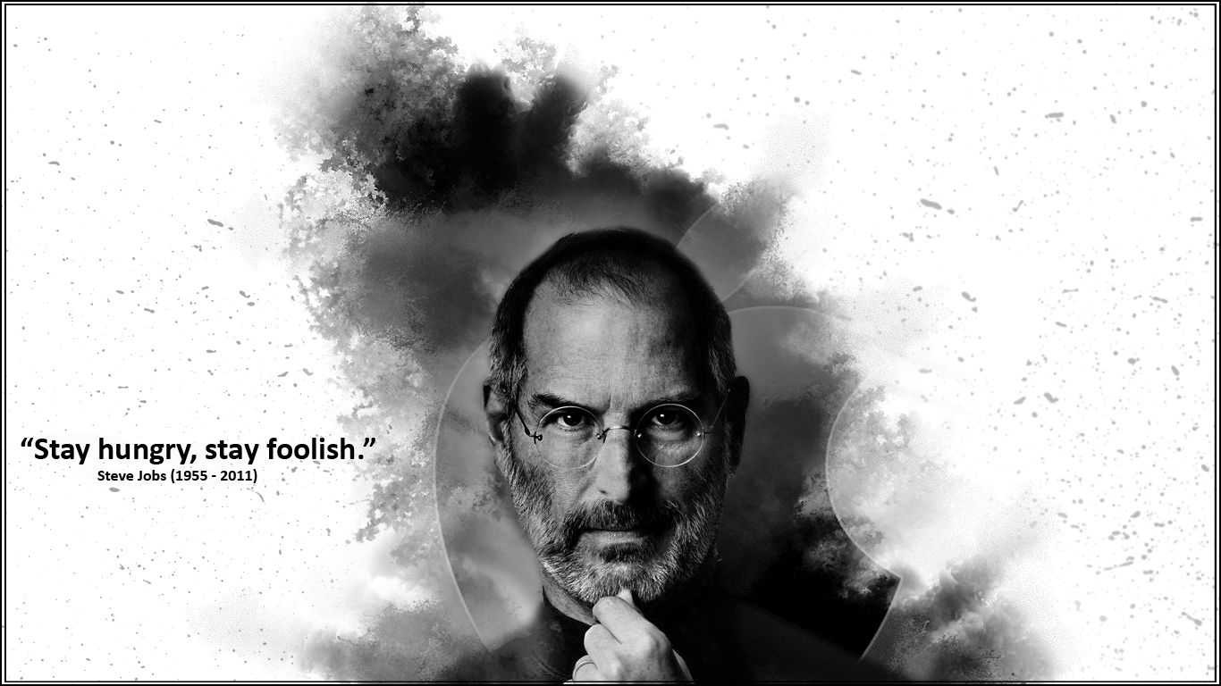 Search Results For U201csteve Jobs Wallpaper Hd Stay Hungry Stay Foolishu201d U2013  Adorable Wallpapers