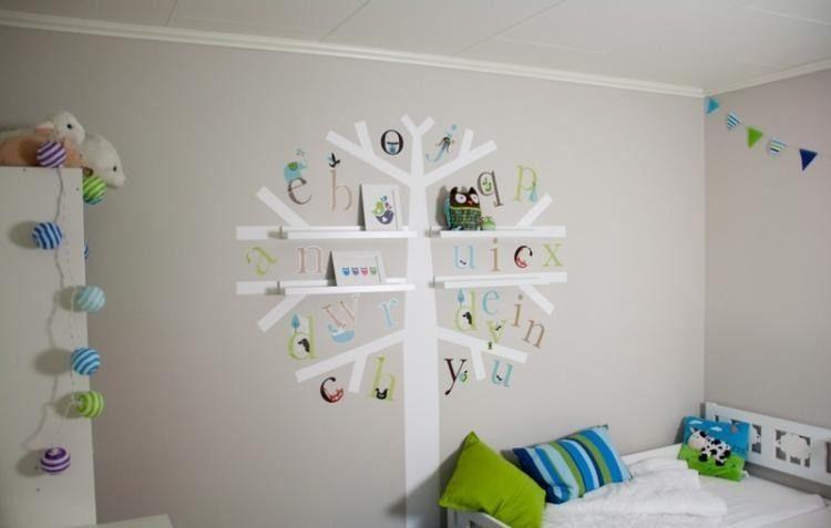 Gestaltung Kinderzimmer Kinder zimmer, Babyzimmer