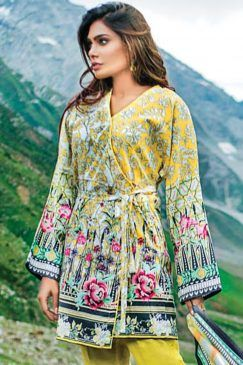 Gul Ahmed Introducing Latest Winter Collection 2017 Vol 1