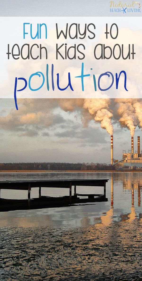 Fun Ways to Teach Kids about Pollution Earth day
