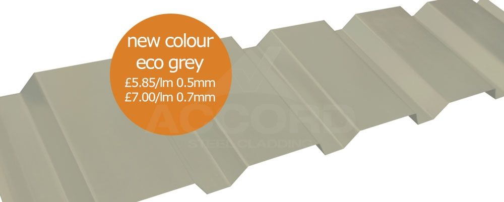 32 1000rr Eco Grey Primed Metal Roofing Sheets Accord Steel Cladding Sheet Metal Roofing Steel Cladding Cladding