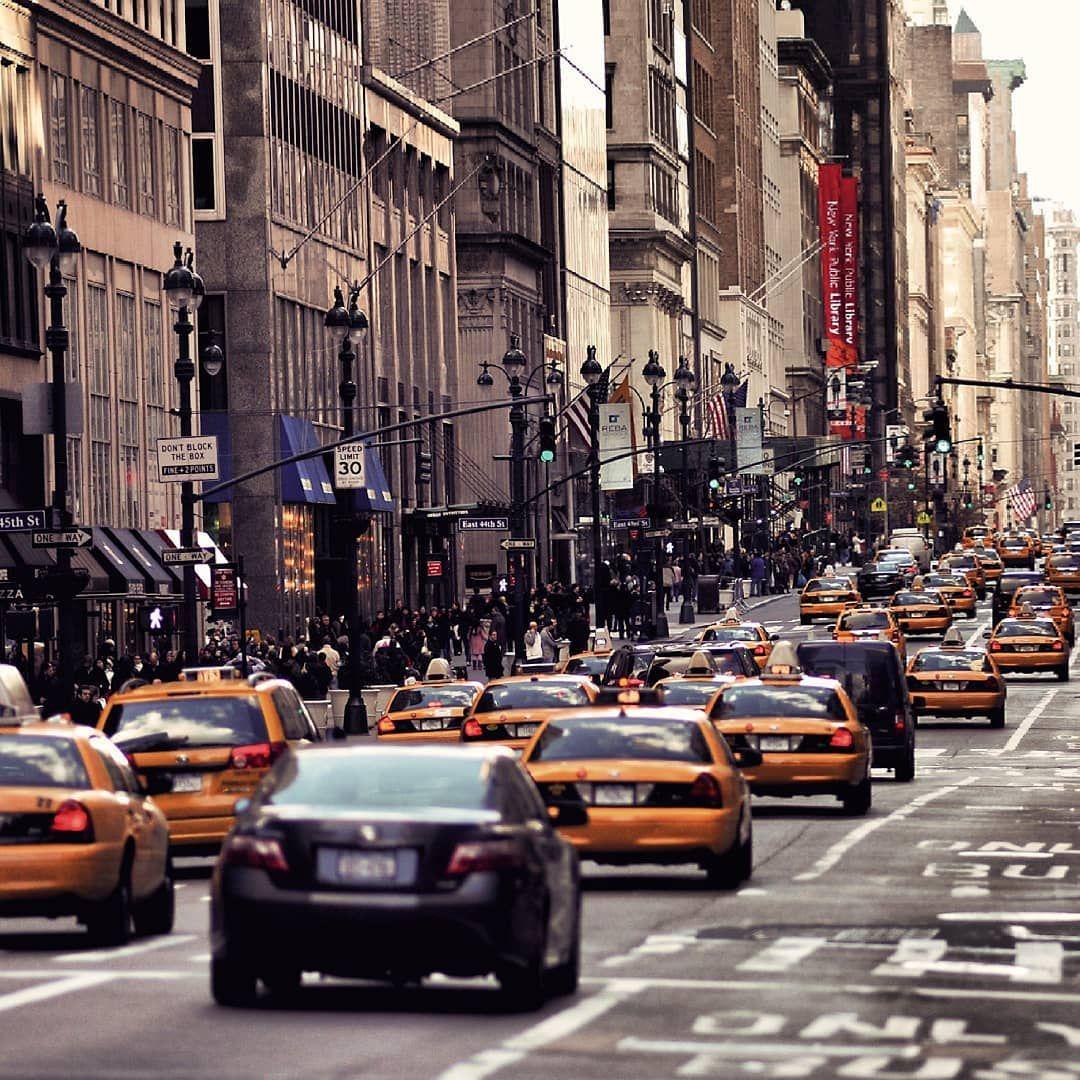 Обои new york city, машины, америка, улица, сша. Города foto 19