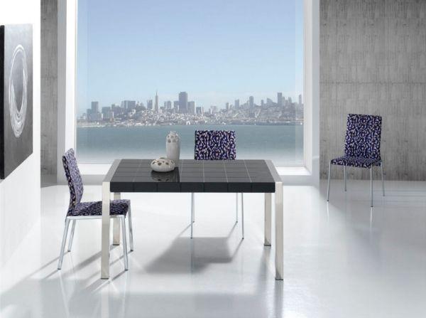 El arquetipo de mesa la mesa extensible por excelencia s lida elegante c moda las ranuras - Comoda mesa extensible ...
