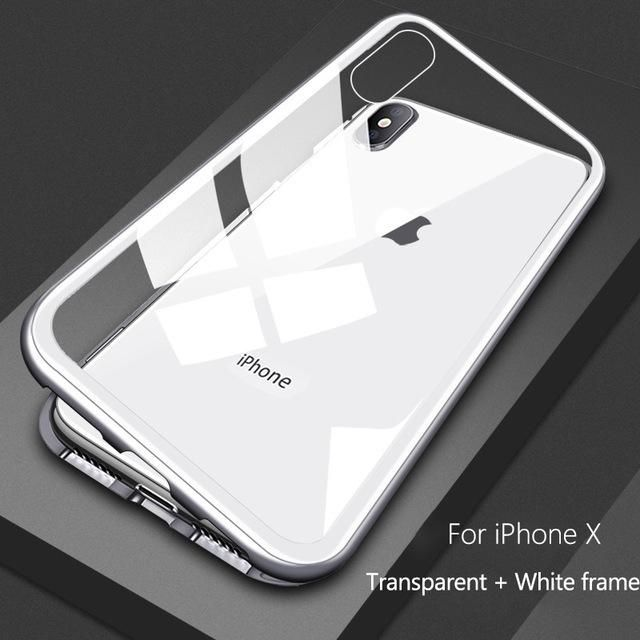 sports shoes 9bcdb 4d7b0 MAG - Luxury Magnetic Adsorption Metal Case for iPhone | Gimme Gimme ...