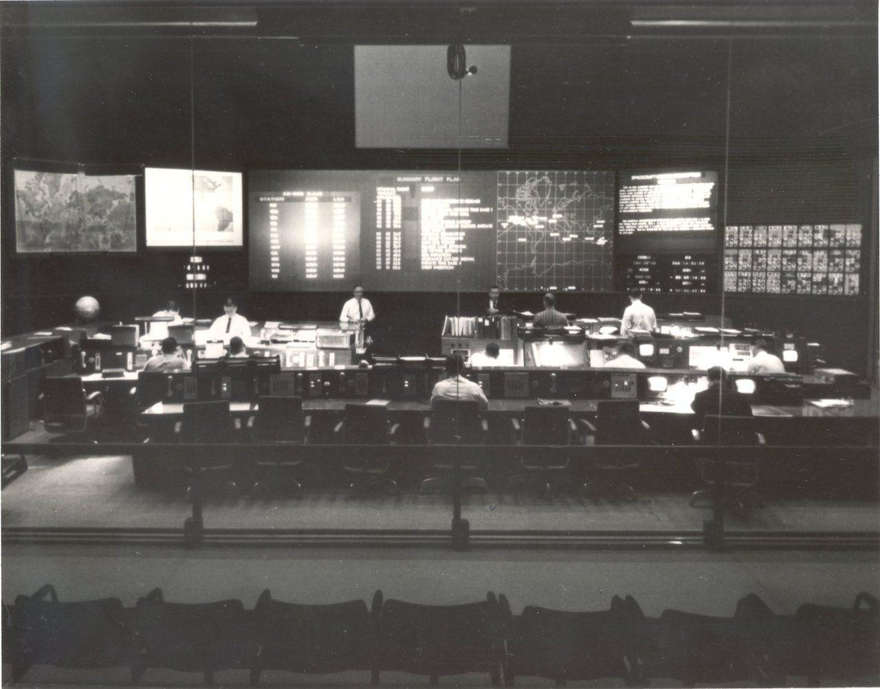 Operation Control, Godddard Space Center