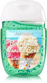 Paris Amour Pocketbac Sanitizing Hand Gel Soap Sanitizer Bath